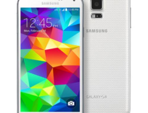 Samsung Galaxy S5 mit 16GB in weiss für 299,00€